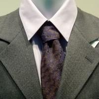 就職活動時の服装の画像